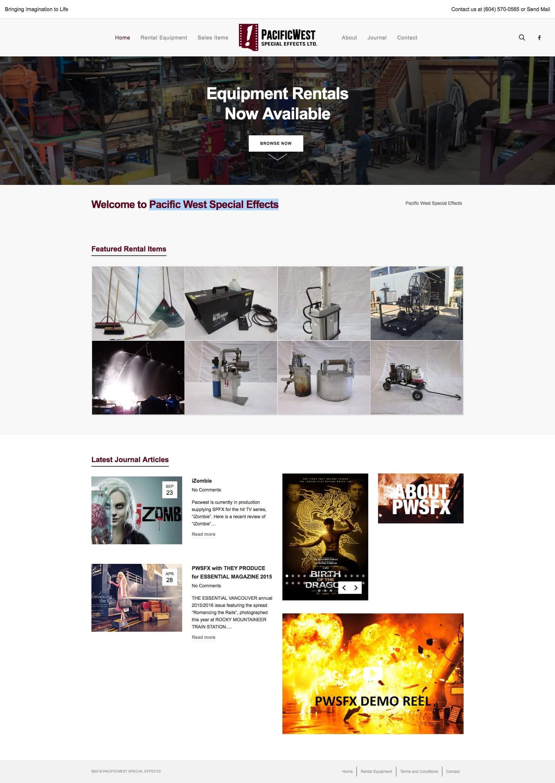 robert postma video editing and web development